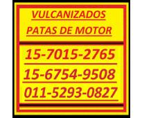 Piezas especiales 15-7015-2765 patas motor vulcanizado vulcanizado de piezas esp...