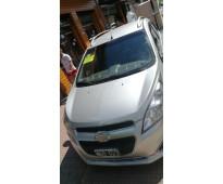Chevrolet spark lt 2014