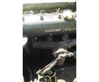 Autoelevador heli 2003 de 2,5 t