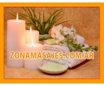 Masajista terapeutica masajes antiestres