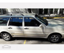 Volkswagen quantum exclusiv mi 2000 /97 -inyección multipunto. neumáticos nuevo...