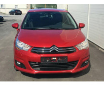 Citroën c4 e-hdi 110 seduction emg