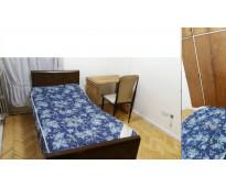 Alquilo habitacion amoblada en departamento compartido