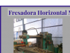 Fresadora horizontal milwaukee usada