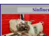 Vendo sinfinera rineker usada