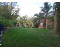 Alojamiento en palos verdes