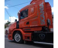 Scania soñado 124-g360 – llevado a 420hp 2005