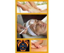 Urgencias en podologia y masajes