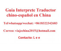 Guia turismo turistico en beijing pekin china
