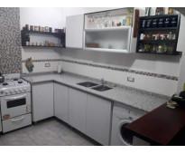 Muebles de cocina en villa pueyrredon y urquiza