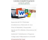 Lyon computacion- zona sur