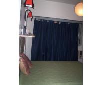 Balvanera-once.- alquilo depto. temporario  de 2 amb. amplios con patio de 22 m2...