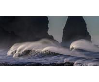 Estudios de procesos costeros en mendoza