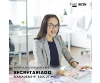Curso de secretariado ejecutivo con certificación utn