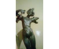 Antigua estatua