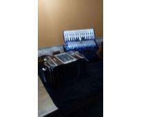 Clases de bandoneon y acordeon nuevo sistema sin estudio