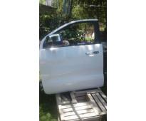 Vendo puertas de ford ranger 2017