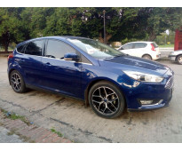 Ford focus titanium 2.0 nafta - impecable 2015