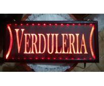 Diseños de carteles para verdulerias en 9 de julio lanús