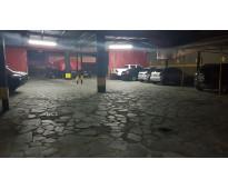 ¡espacios limitados! estacionamiento / cocheras fijas y guardería de motos en la