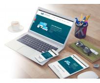 Diseño y hosting para web de cine