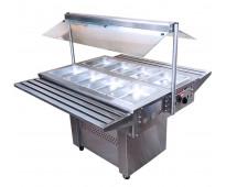 Servicio técnico de lunchonette eléctricos y a gas