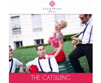 Show para eventos the catswing - by valkirias shows