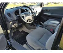 Toyota hilux d-4d 144hk extra cab 4wd dlx