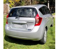 Nissan note 1.6 advance pure drive 2015