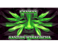 Santos wiracocha chaman andino