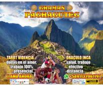 Sumo sacerdote inca chaman pachacutec