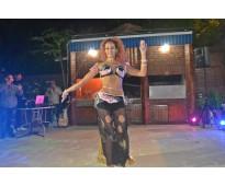 Show danza arabe odalisca