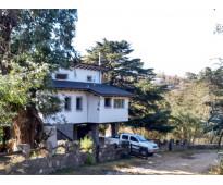 Vendo excelente casa en la montaña a la primera oferta lógica