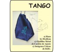 Bolsas zapatos tango