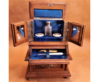 Antiguo secreter miniatura francia s xix