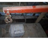 Vdo pluma hidraulica para sacar motores de automotores