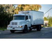 Transporte de alimentos y medicamentos refrigerados y congelados 8 toneladas