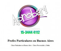 Aprobar matematicas clases particulares online