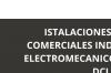 Instalción y reparación de aire acondicionado y electricits matriculado