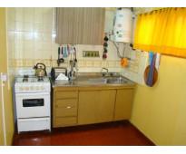 Alquilo  duplex en san bernardo para 6 personas