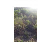 Vendo terreno con escritura y certificado de amojonamiento