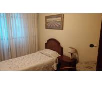 Alquiler habitación individual, barrio exclusivo  residencial, seguridad,