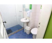 Alquiler de habitacion individual/hombre/barrio relativamente seguro/olivos resi
