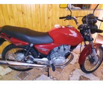 Moto cg titan 150 impecable