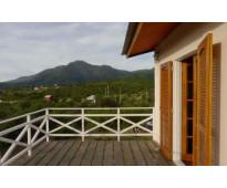 Casa en venta en capilla del monte