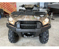 Fast selling 2019 kawasaki brute 750 4x4 power steering. like new ! low miles. c...