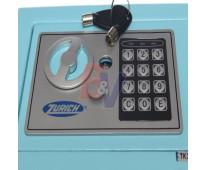 Caja fuerte de seguridad zurich. apertura electrónica, 022 rosario, santa fe