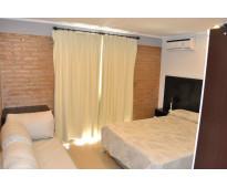 Dptos. en villa carlos paz(temporario) de 1 a 2 dormitorios