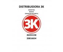 Distribuidora de bebidas 3k