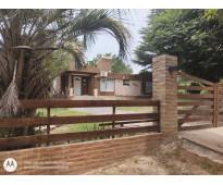 Hermosa casa de campo en bialet massé, con piscina mas  monoambiente!!!